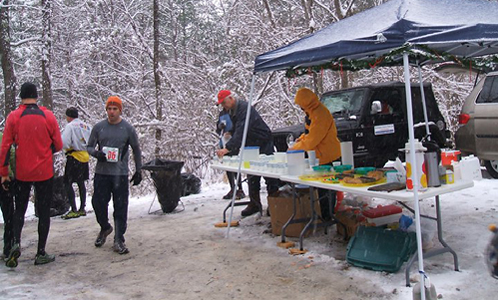 HHC and DINO host the popular annual Tecumseh Marathon.  HHC provides traffic direction and all aid stations.
