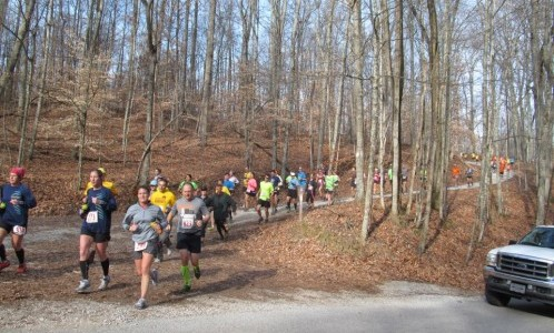 Tecumseh Marathon at Low Gap