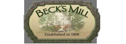 Becks Mill Logo